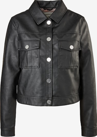 Q/S by s.Oliver Between-Season Jacket in Black, Item view