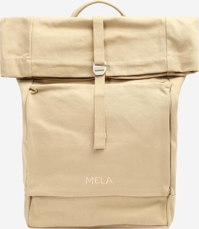 MELAWEAR Sac à dos 'AMAR' en sable, Vue avec produit