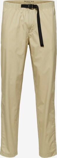 SELECTED HOMME Hose in beige, Produktansicht