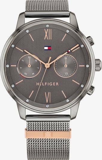 TOMMY HILFIGER Analoog horloge in de kleur Grijs, Productweergave