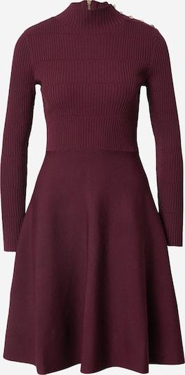 Ted Baker Sukienka z dzianiny 'Josey' w kolorze burgundm, Podgląd produktu