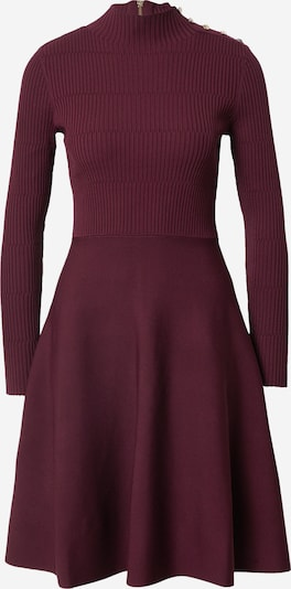 Ted Baker Adīta kleita 'Josey' burgundieša, Preces skats