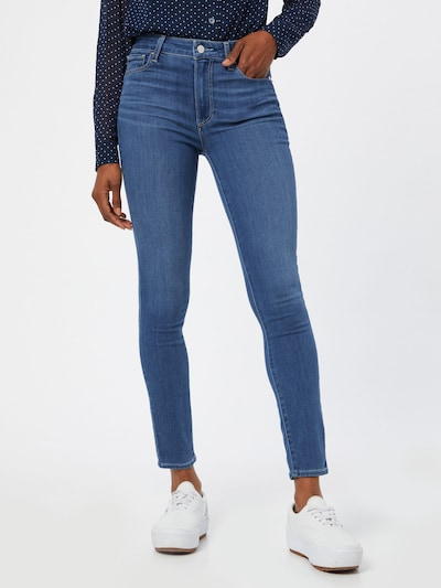 PAIGE Jeans 'Hoxton' in blau, Modelansicht