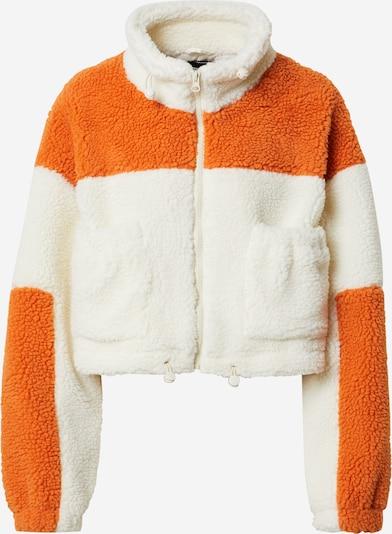 ABOUT YOU x Swalina&Linus Veste mi-saison 'Alva' en beige / orange, Vue avec produit