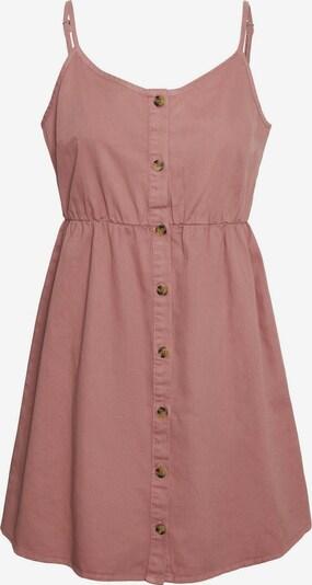 VERO MODA Robe-chemise en rose ancienne, Vue avec produit