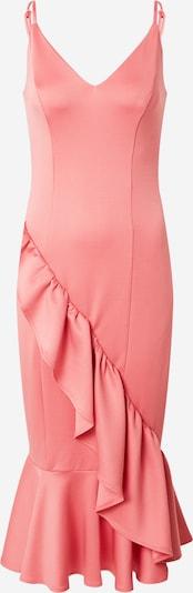 Chi Chi London Kleid in hellpink, Produktansicht