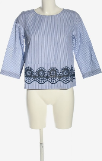 Intrend Blouse & Tunic in XXS in Blue / White, Item view