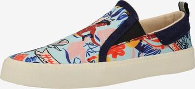 SCOTCH & SODA Sneaker in marine / mischfarben, Produktansicht