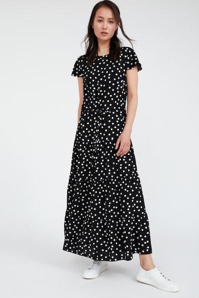 Finn Flare Kleid in schwarz, Modelansicht