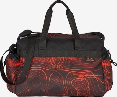 MCNEILL Sporttasche in rot / schwarz, Produktansicht