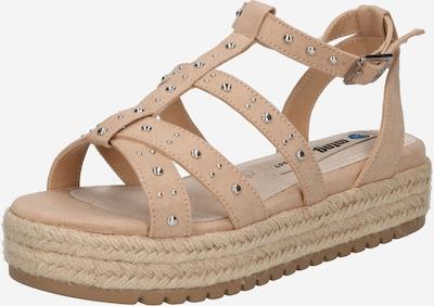 MTNG Sandale 'AMELIE' in beige, Produktansicht
