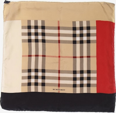 BURBERRY Scarf & Wrap in One size in Caramel, Item view