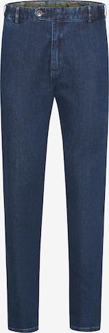 Meyer Hosen Jeans 'OSLO' in Blau