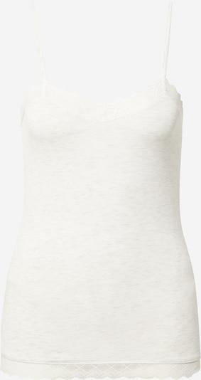 ETAM Majica za spanje 'MINIA' | pegasto bela barva, Prikaz izdelka