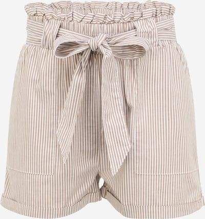 Only (Petite) Панталон 'SMILLA' в бежово / бяло, Преглед на продукта