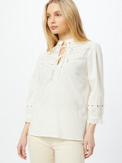 Cream Bluse 'Nitty in hellgelb, Modelansicht