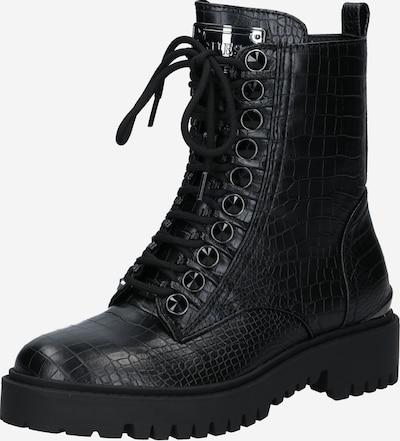 GUESS Čizme sa vezicama 'Oxana' u crna, Pregled proizvoda