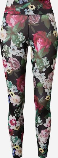 NIKE Leggings in mischfarben / schwarz, Produktansicht
