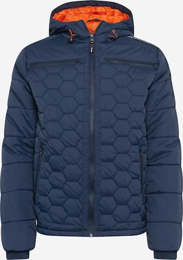 INDICODE JEANS Prehodna jakna 'Coates' | mornarska barva, Prikaz izdelka