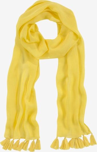 J. Jayz Schal in gelb, Produktansicht