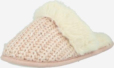 krém / rózsaszín NEW LOOK Házi cipő 'NEQUIN', Termék nézet
