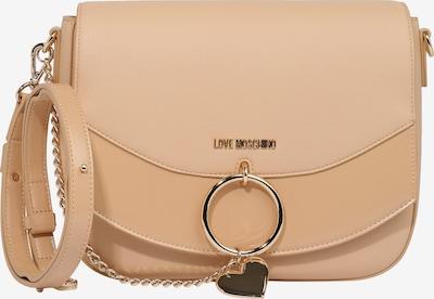 Love Moschino Umhängetasche 'BORSA' in beige, Produktansicht