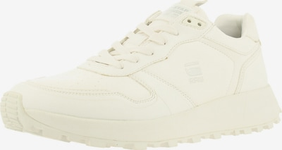 G-Star RAW Sneaker 'THEQ RUN BSC' in naturweiß, Produktansicht