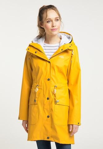 Manteau fonctionnel ICEBOUND en jaune