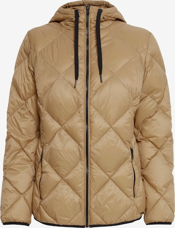 b.young Between-Season Jacket 'BYAMAILA' in Brown