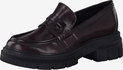 MARCO TOZZI Slip On cipele u bordo, Pregled proizvoda