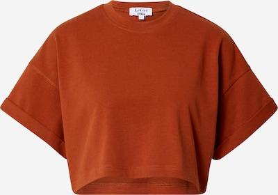 LeGer by Lena Gercke T-Shirt 'Stella' in braun / rostbraun, Produktansicht
