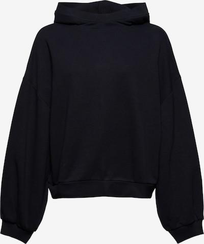 EDC BY ESPRIT Sweatshirt in schwarz, Produktansicht