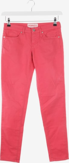 Fiorucci Jeans in 26 in himbeer, Produktansicht