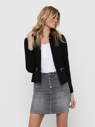 ONLY Blazer 'Maddy' in schwarz, Modelansicht