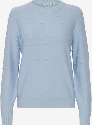 Oxmo Pullover 'Dotta' in Blau