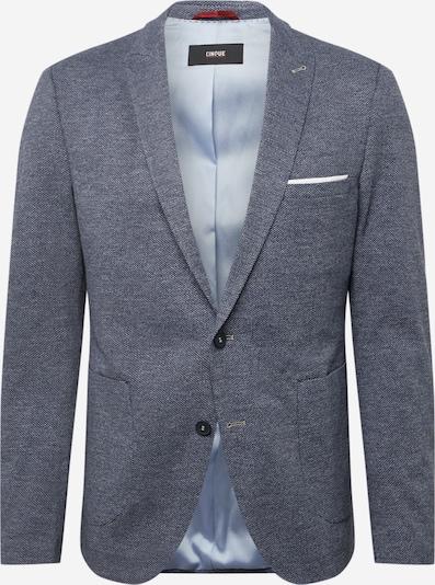 CINQUE Veste de costume 'CIRELLI' en bleu-gris / blanc, Vue avec produit