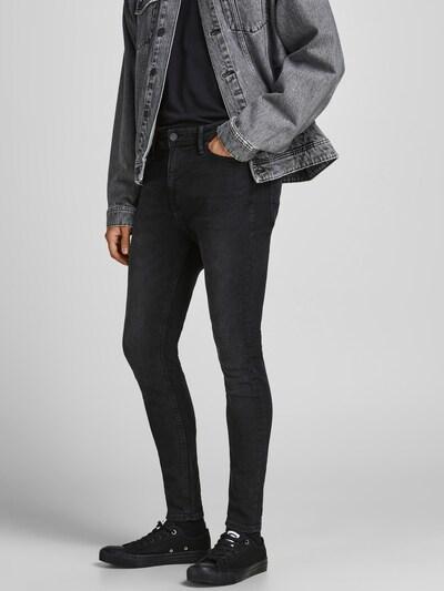 JACK & JONES Jeans 'Pete' in schwarz, Modelansicht