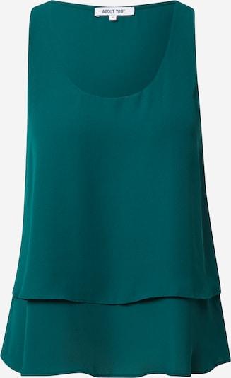 ABOUT YOU Top 'Gina' u tamno zelena, Pregled proizvoda