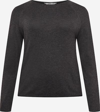 Z-One Pulover 'Marin' | črna barva, Prikaz izdelka