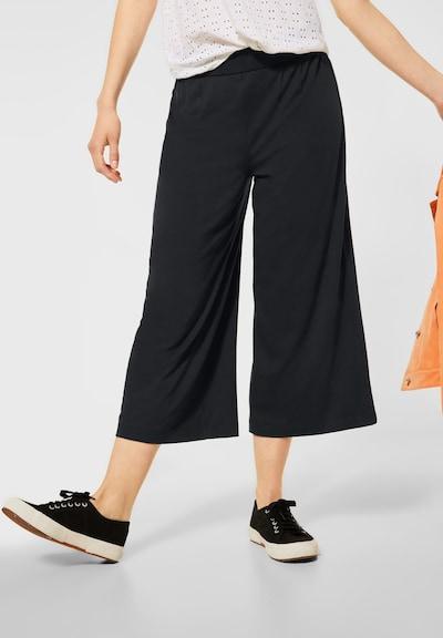 STREET ONE Kalhoty - antracitová, Model/ka