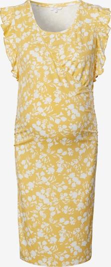Noppies Kleid in gelb / weiß, Produktansicht