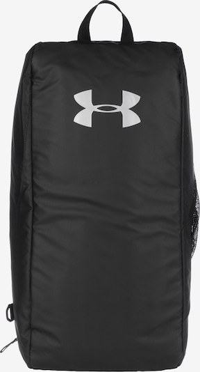 UNDER ARMOUR Sportrucksack 'Contain Duo' in schwarz / weiß, Produktansicht