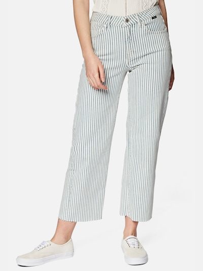 Mavi Jeans 'ROMEE' in blau / weiß, Modelansicht