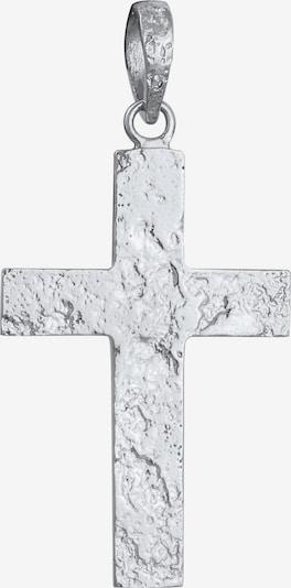 KUZZOI Pendentif 'Kreuz' en argent, Vue avec produit