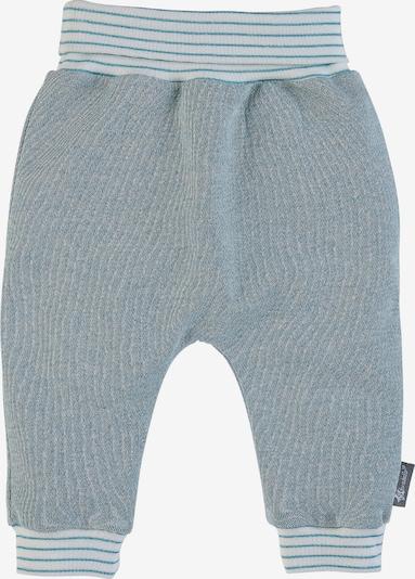 STERNTALER Hose in rauchblau / pastellblau / weiß, Produktansicht