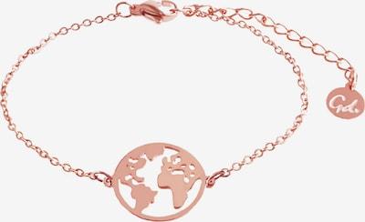 GOOD.designs Edelstahlarmband in pink, Produktansicht