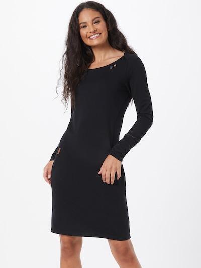 Ragwear Kleid in schwarz, Modelansicht