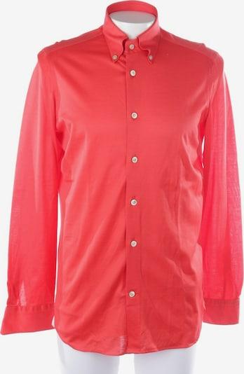 Kiton Businesshemd in M in rot, Produktansicht