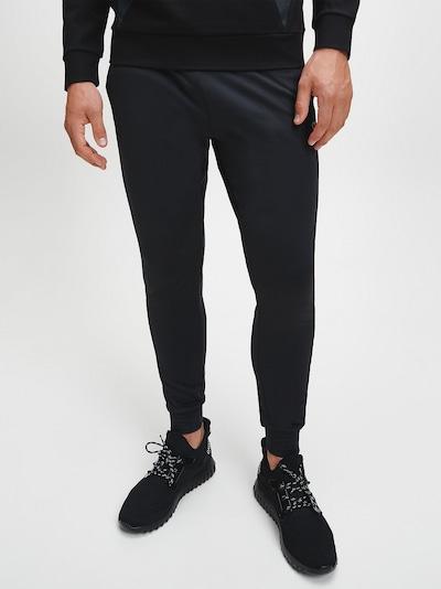 Calvin Klein Performance Sporthose in schwarz, Modelansicht