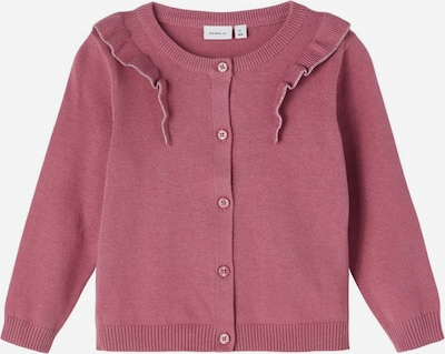 NAME IT Knit Cardigan in Pink, Item view